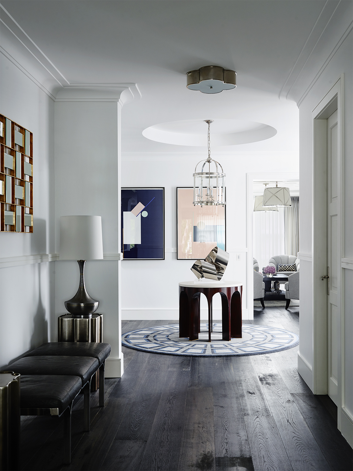 Greg Natale, Interior Design, Rose Bay, Sydney