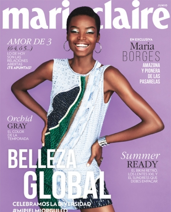 Marie Claire Mexico June Greg Natale